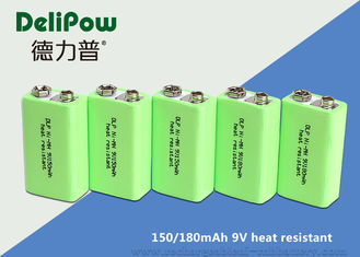 China Low Self Discharge Industrial Rechargeable Battery 150~180mAh supplier