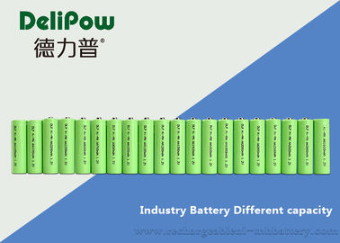 China OEM 2200mAh AA NIMH Rechargeable Battery With Long Cycle Life supplier