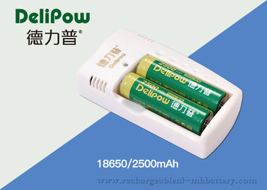 1+2 Rechargeable Aa Batteries And Charger High Temperature Resistant