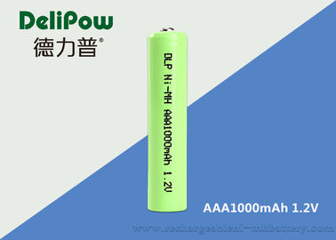 1.2V Rechargeable AAA Nimh Batteries 1000mAh Rechargeable Nimh AAA Batteries
