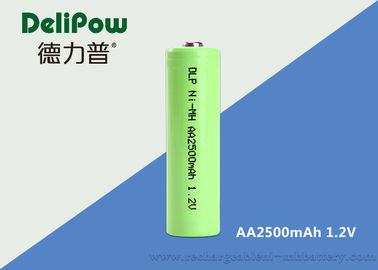 Safety UL Standard AA NIMH Rechargeable Battery For Industrial