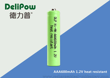 SGS NI - MH High Temperature Rechargeable Battery AAA 600mAh