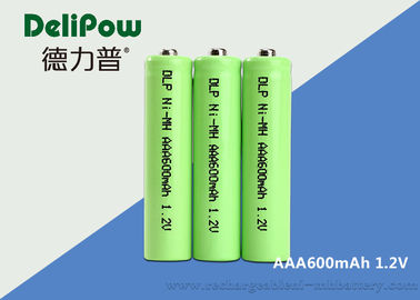 Small Power Rechargeable Batteries Aaa 600mah For Beauty Instrument