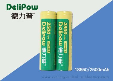 OEM / ODM 18650 Rechargeable Battery , High Capacity 18650 Battery