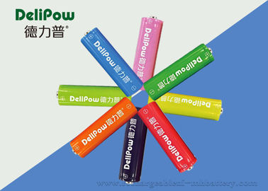Small MOQ Colurful 1300mah AA Rechargeable NIMH Battery with Stylish Design